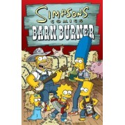 Simpsons Comics Barn Burner by Matt Groening