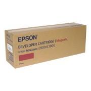 Epson S050098 Lézertoner Aculaser C900, C1900 nyomtatókhoz, EPSON vörös, 4,5k