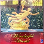 "Wondeful World ""Rockefeller Center"" Puzzle - 500 Pieces"