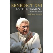 Last Testament by Pope Benedict