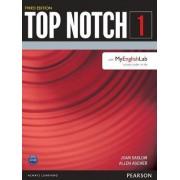 Top Notch 1 by Joan M. Saslow