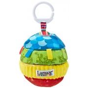 27225MP Lamaze - pila de bola suave, pila de bola suave colorido promueve la motricidad fina de los bebés