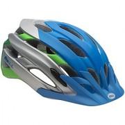 Bell Event XC Helmet - Matte Blue/Kryptonite Superficial Medium
