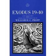 Exodus 19-40 by William H. C. Propp