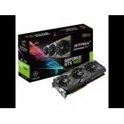 ASUS ROG Strix GeForce® GTX 1080 OC edition 8GB GDDR5 with ASUS Aura RGB Lighting & FanConnect
