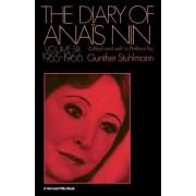 The Diary of Anais Nin Volume 6 1955-1966 by Anais Nin