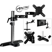 Arctic Z1 PRO Monitor Arm & 4 USB Port hub,