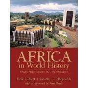 Africa in World History by Erik Gilbert