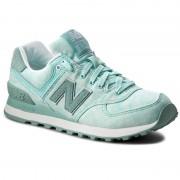 Sneakers NEW BALANCE - WL574SWB Verde