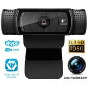Web kamera HD C920 15Mpix LOGITECH