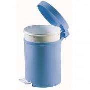 Heidrun műanyag pedálos szemetes 6 literes - 401406