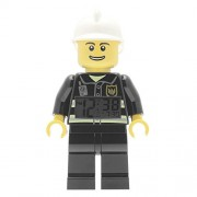 LEGO City Pompier - 9003844 - Réveil - Digital - Cadran LCD