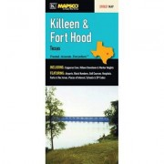 Universal Map Killeen/Fort Hood Fold Map (Set of 2) 14811