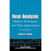 Real Analysis by Gerald B. Folland