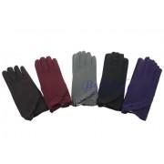 Eleganckie rękawiczki z koralikami
