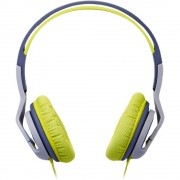 Soul Sportkopfhörer on/over ear Transform - Lighting Green