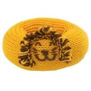 Joobles Organic Baby Rattle - Roar the Lion