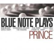 Artisti Diversi - Bluenote Plays Prince-10 (0724386382726) (1 CD)
