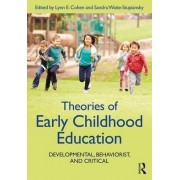 Theories of Early Childhood Education by Lynn E. Cohen