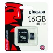 Micro SD Class 10 Kingston 16GB
