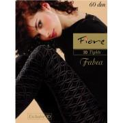 Ciorapi cu model Fiore FABEA