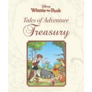 Disney Winnie the Pooh Tales of Adventure Treasury