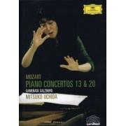 W. A. Mozart - Piano Concertos No.13&20 (0044007341292) (1 DVD)