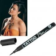C.Kreul Hautstift Tattoo Pen Hobby Line, schwarz, Tattoo Stift Kosmetik Schminke