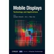 Mobile Displays by Achintya K. Bhowmik