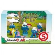 Smurf Decade 5 Mini Figures Set: 1990 - 1999
