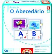 Juegos educativos Educa - Aprendo... o abecedário, en portugués (14242)