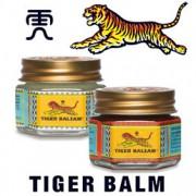 Tigerbalsam 2 st. med rabatt vit & röd 2x18gr
