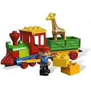 Lego Duplo Town Zoo Train