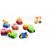 Smoby - 211330 - Jouet d'veil - Vroom Planet Coffret Collector Mini Bolides