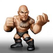 Comansi WWE Wrestling Mini Figure The Rock 8 cm