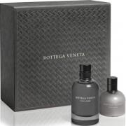 Bottega Veneta Pour Homme Комплект (EDT 90ml + AS Baml 100ml) за Мъже
