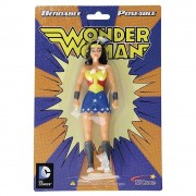 Dc comics wonder woman action figure snodabile 14 cm