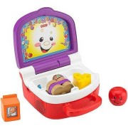 Fisher Price Laugh & Learn Sort N Learn Lunchbox Builds Shape Recognition And Sorting Skills