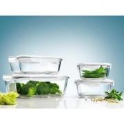 Lock & Lock Boroseal Glas-Vorratsbehälter 5er-Set