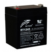 RT1245E 12V 4,5 Ah Zárt ólomzselés akkumulátor (RITAR)