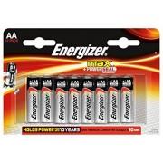 Energizer Max pilas alcalinas AA/Mignon batería (12-unidades)