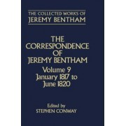 The Collected Works of Jeremy Bentham: Correspondence: Volume 9 by Jeremy Bentham