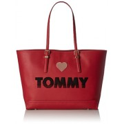 Tommy HilfigerHONEY EW TOTE EMBROIDE - Bolsa de Asa Superior Mujer