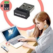 PC/Mac made Blutooth Keyboard & Mouse by MobileXfer USB Bluetooth adapter ~ Fastest Typing for mobiles ~ Copy-Paste any language text between ~ Compatible with cell phones/tablets with Bluetooth 4.0 ~ Apple/Android App as Touch Pad to computers/notebooks