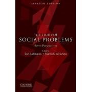 The Study of Social Problems by Earl Rubington