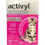 Activyl 12pk Cats & Kittens by MERIAL