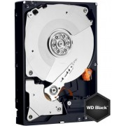 HDD Desktop Western Digital Caviar Black Advanced Format, 1TB, SATA III 600, 64MB Buffer + Cablu conexiune S-ATA III 4World 08530, 452 mm, conector 90 grade