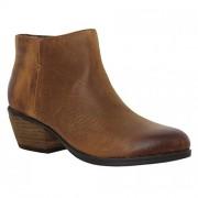 Clarks détente Mujer Gelata Italia Nubuck Boots/botas de marrón, marrón (marrón)