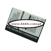 Bateria GlobalSat BT-338 1800mAh 6.7Wh Li-Ion 3.7V