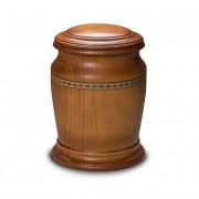 Houten Pot Urn (5 liter)